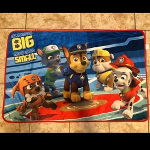 Other - Paw patrol accent rug
